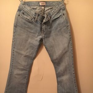 Abercrombie And Fitch Flare Jean